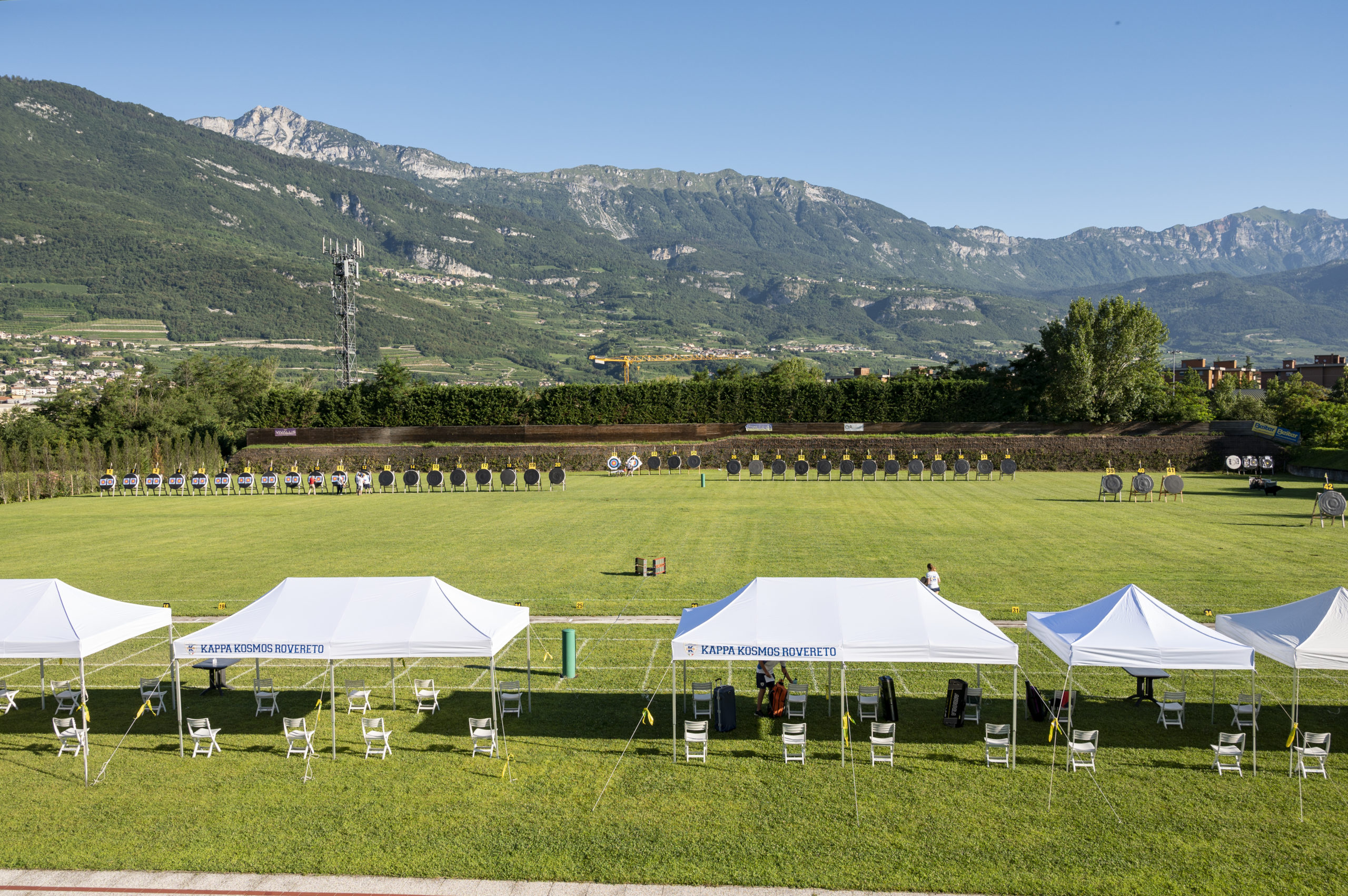 Campionati Italiani di Società 2021. Rovereto, 15-16 maggio