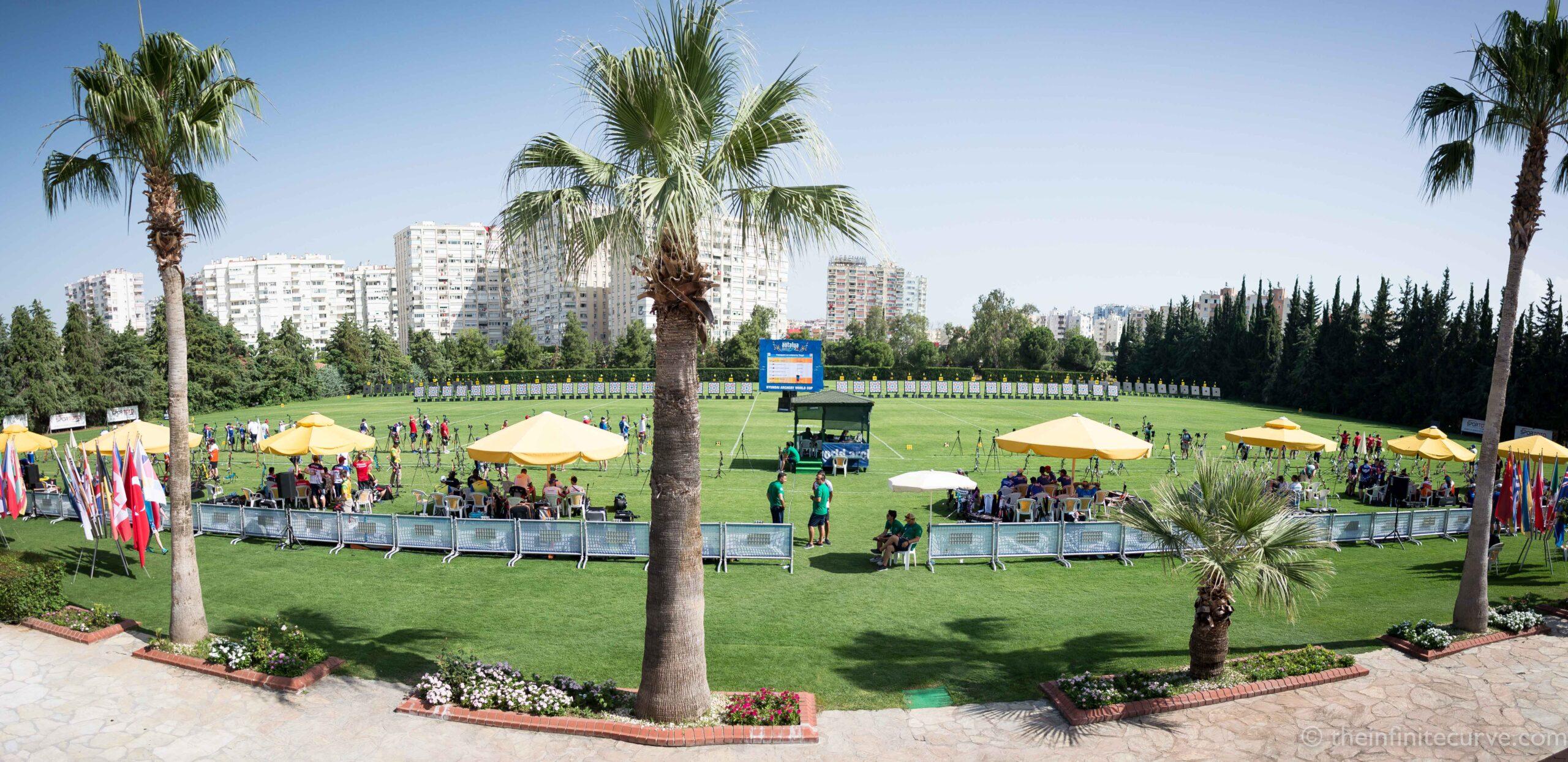 Grand Prix Antalya: Tonetta al secondo appuntamento internazionale